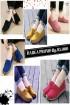 Hana Sakura Flat Shoes