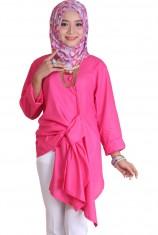 Blus Lorenza - Shoking Pink