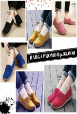 Hana Sakura Flat Shoes