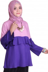 Blus Laura - Purple (S-M)