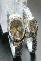 Jam Tangan Couple Roll-X