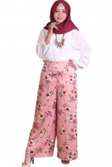 SheSha Kulot Velvet - Dusty Pink