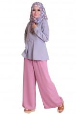 SheSha Kulot Wolvis - Dusty Pink