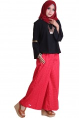 SheSha Kulot Mini Polca - Red