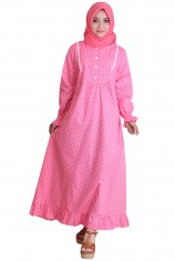 SheSha SleepWear Polca - Pink
